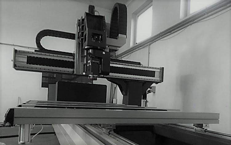 Ogromny Sprzedaż maszyn CNC, centrów obróbczych CNC do drewna HIMET RH59