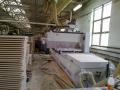 Instalacja sterowania w obrabiarce Cosmec Conguest 4200