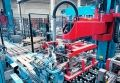 10.01.2011r. Automatyzacja procesu paletowania. Instalacja nowego sterowania w robocie paletyzującym niemieckiego producenta KHS. Synchronizacja robota z linią produkcji piwa.