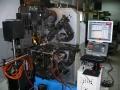 Wymiana CNC. Modernizacja maszyny CNC do formowania sprężyn (precision multi-axis spring CNC machine). Przedsiębiorstwo Okuć Meblowych AN, Kępno.